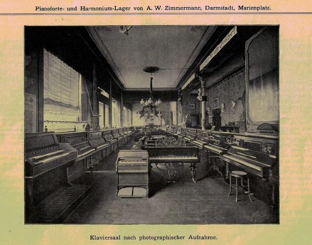 Klavier-Zimmermann